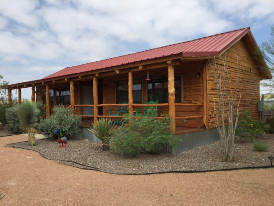 Big Bend Casitas at Far Flung Outdoor Center