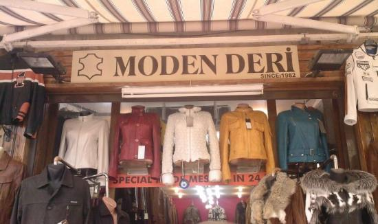 Moden Leather Shop