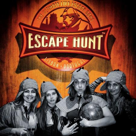 The Escape Hunt Experience Lisboa