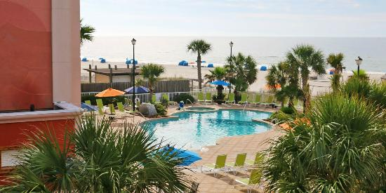 Holiday Inn Express Orange Beach - On the Beach Photo
