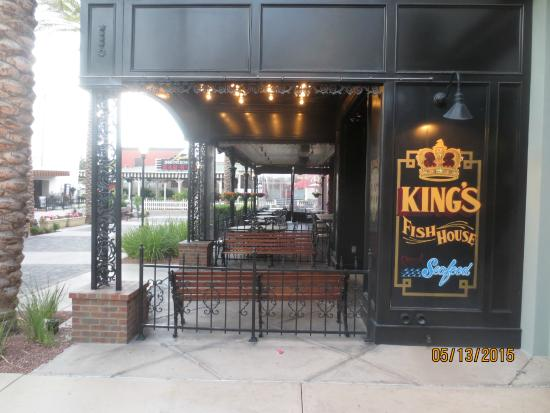 Happy hour menu from 4 30pm to 6 30pm picture of king 39 s for King fish house