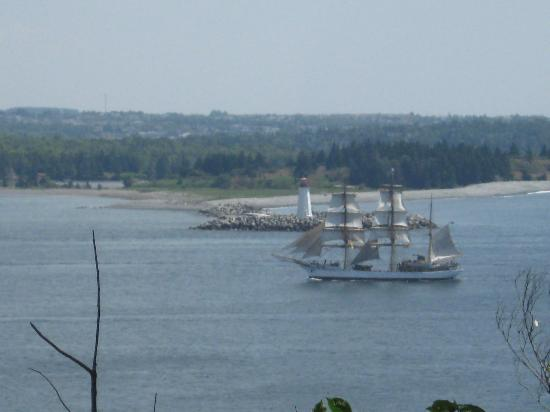 Halifax Region, Canada: Views are out of this world from Star of the Sea Bed and Breakfast