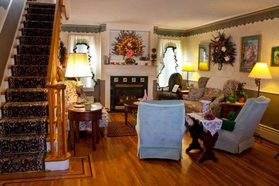 Amity Rose Bed and Breakfast