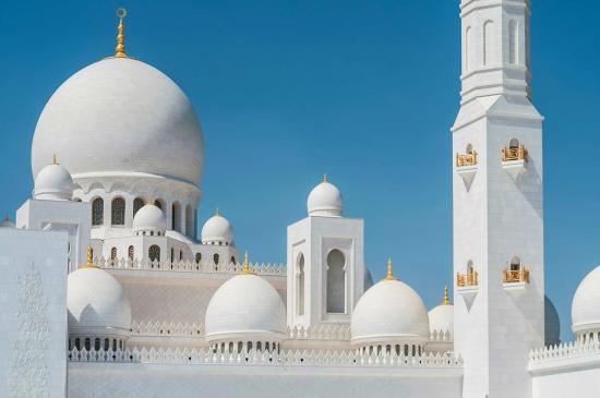 Sheikh Zayed Grand Mosque Center, Abu Dhabi, UAE (133849587)