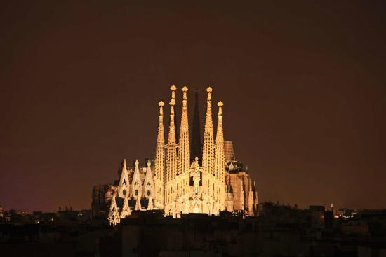 Basilica of the Sagrada Familia, Barcelona, Spain (133849694)