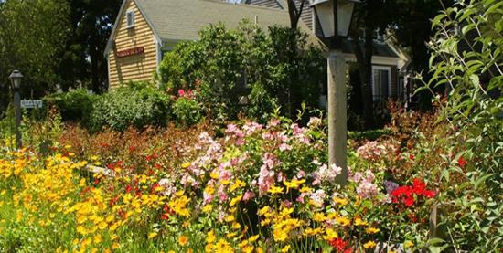 Allen Harbor Breeze Inn & Gardens