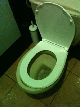 gents toilet next to restaurants seat won 39 t stay up no urinals either. Black Bedroom Furniture Sets. Home Design Ideas