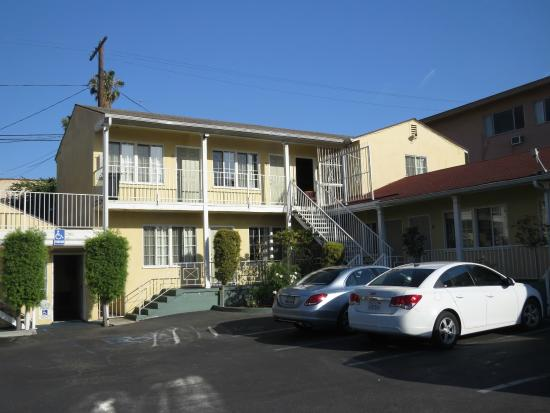 Overview picture of friendship motor inn los angeles for Motor inn los angeles