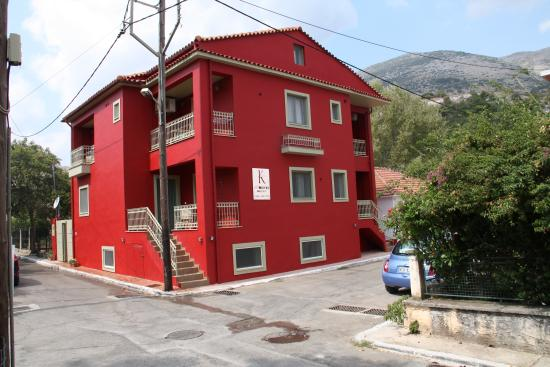 Photo of Villa Kirki Apartments Agia Efimia