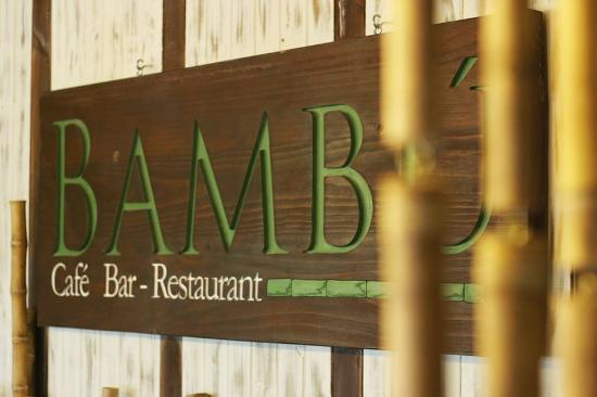 Bambu, Cafe - Bar - Restaurante