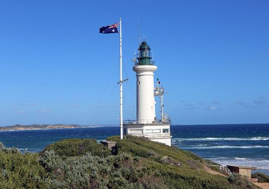 The Point Lonsdale Lighthouse