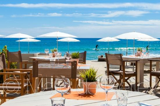Plage l 39 orangerie ramatuelle restaurant reviews phone number photos tripadvisor - Office de tourisme de ramatuelle ...