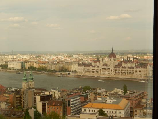 View Of The Budapest Picture Of Hilton Budapest Castle District Budapest Tripadvisor