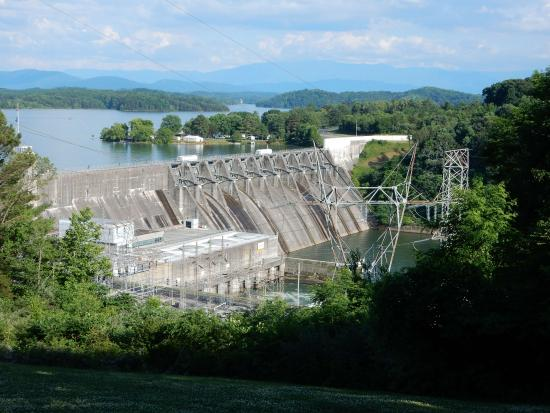 "Dandridge (TN) United States  city images : Douglas Dam ""06/08/2015 