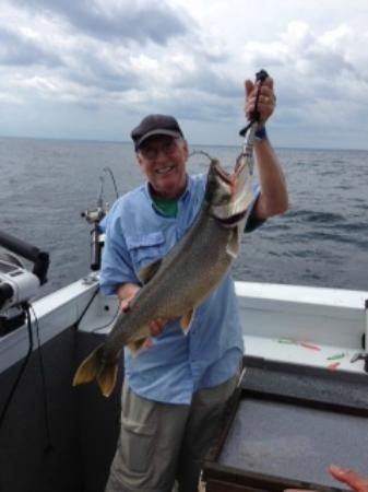 The sosa 39 s and agostinelli 39 s celebrate fathers day for Fishing rochester ny