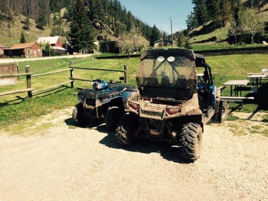 Black Hills Off-Road Rentals