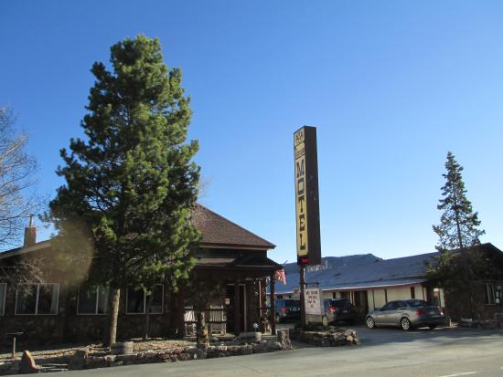 Photo of The Canyon Motel Hot Sulphur Springs