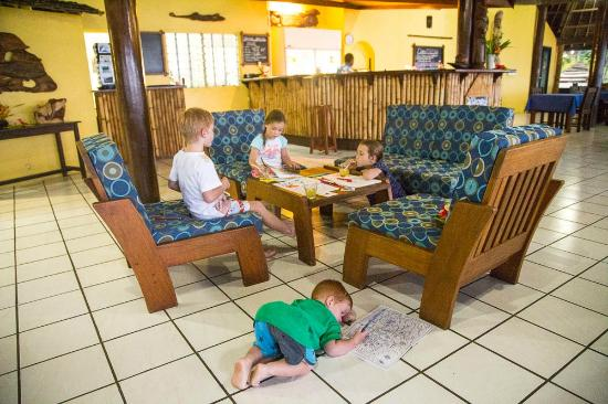 Aore Island Resort: The children are welcome at the Resort