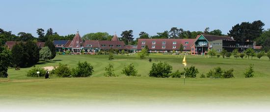 Ufford Park Woodbridge, Golf & Spa Hotel