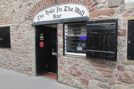 The Hole In The Wall Bar Armagh