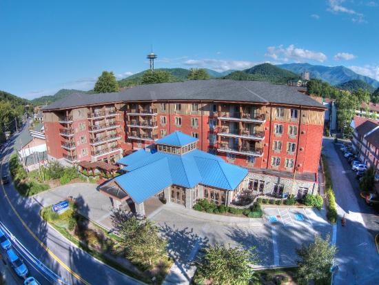 Hilton Garden Inn Gatlinburg Downtown Photo