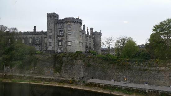Kilkenny River Court Hotel: My castle view