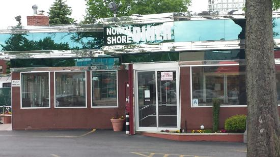 north shore diner on northern blvd bayside picture of