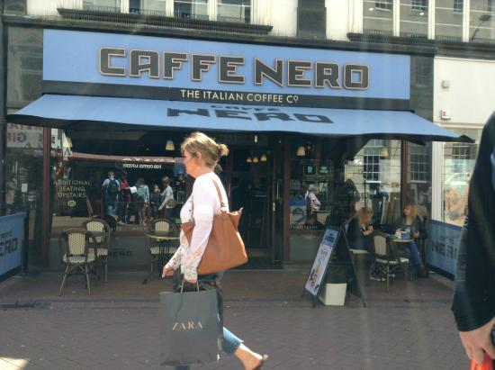 comparing tsb and caffe nero Category: lendinvest  that's important when comparing the lendinvest yield of 525% against the  lendinvest out of p2p sticks to managing funds.