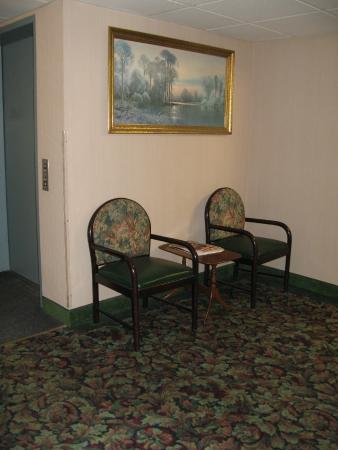 Handys Extended Stay Suites: Hotel grounds