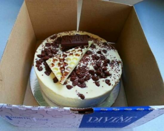 Divine Cakes And Desserts Christchurch