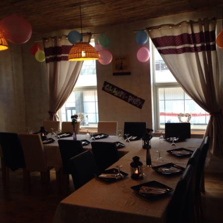 Northamptonshire, UK: Book your party with us :)