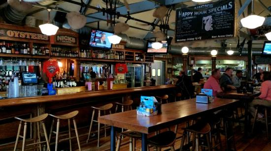Dining Area Picture Of Nick 39 S Fish House Baltimore