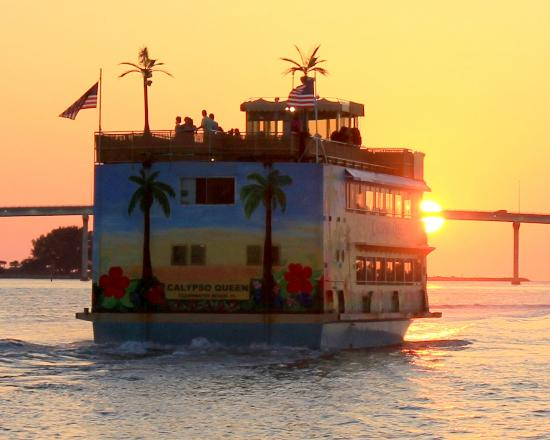Popular attractions in clearwater tripadvisor for Queen fleet deep sea fishing clearwater fl