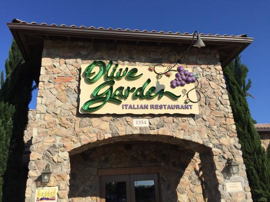 Excellent Bartender Review Of Olive Garden New Braunfels Tx Tripadvisor