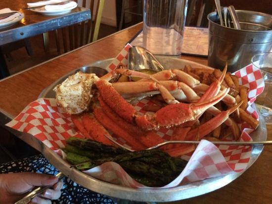 Lobster poutine - Picture of Rock Lobster Food Co, Toronto ...