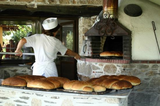 Geranion Village: OUR BREAD EVERY MORNING