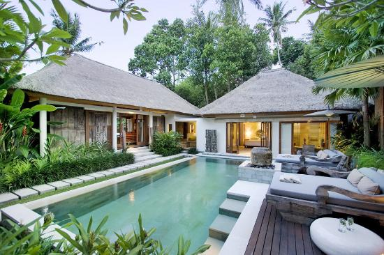 The Purist Villas and Spa: 1 BRV with pool ( garden pool) )