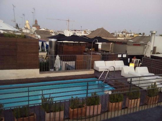 Gin tonic with a view picture of eme catedral hotel - Terraza hotel eme ...