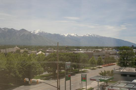 Homewood Suites by Hilton Salt Lake City Downtown: View from Room