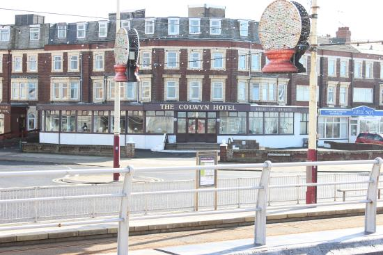 Photo of The Colwyn Hotel Blackpool