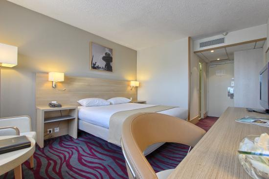 Chambre Double Standard Photo De Best Western Paris Cdg Airport Roissy En France Tripadvisor