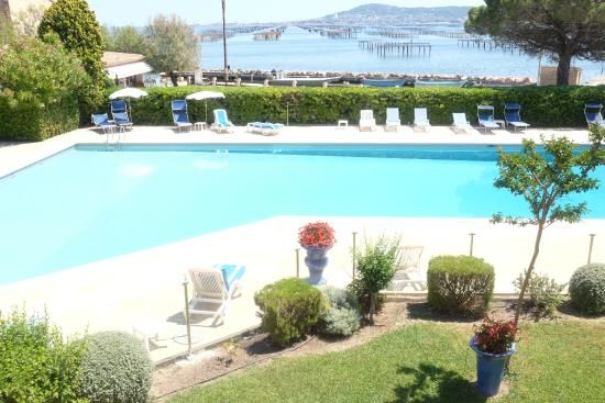 La piscine picture of la cote bleue bouzigues tripadvisor for Camping cote bleue avec piscine
