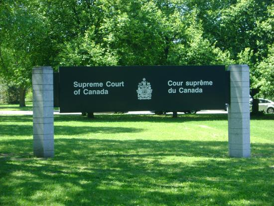 enseigne ext rieur picture of supreme court of canada