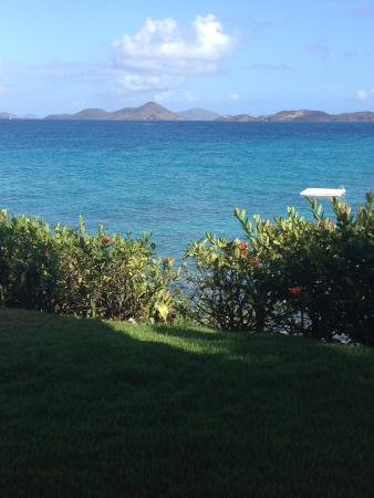 Gallows Point Resort: View from our room
