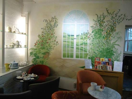 Quirky Interiors Picture Of Secret Garden Cafe Newark