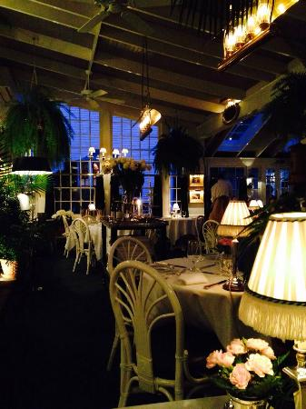 Wonderful atmosphere picture of the terrace at the for Terrace restaurant charlotte