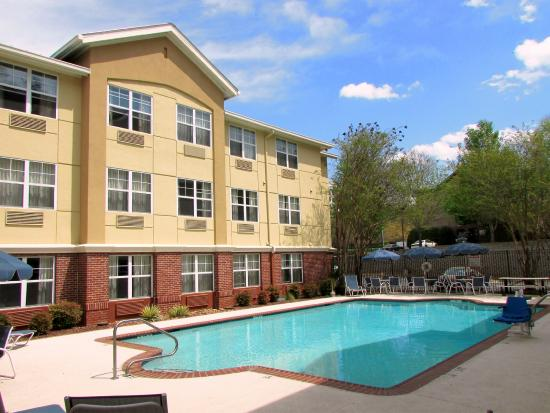 Swimming Pool Picture Of Extended Stay America Atlanta Alpharetta Northpoint West
