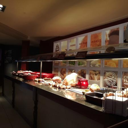 Buffet at Toby Carvery Slough - Picture of Toby Carvery ...