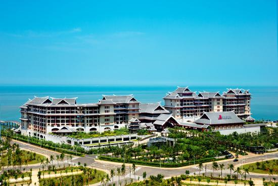 Marriott Hotel Haikou