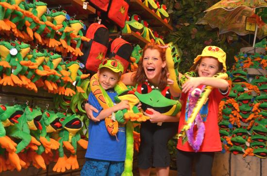 Rainforest Cafe Birthday Party Reviews